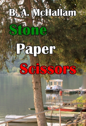 Stone 8 front cover